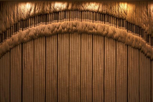 MGIC Textile Sculpture,