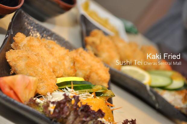 Sushi Tei Cheras Sentral Mall 12