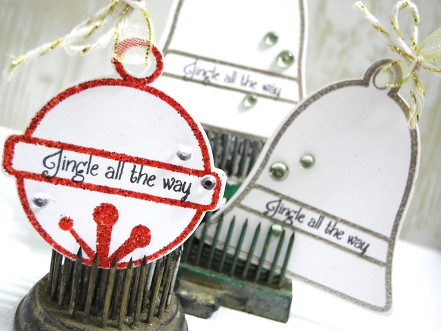 Jingle All the Way Tags