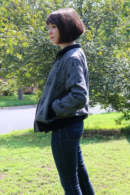 McCartney Jacket by Shwin Designs