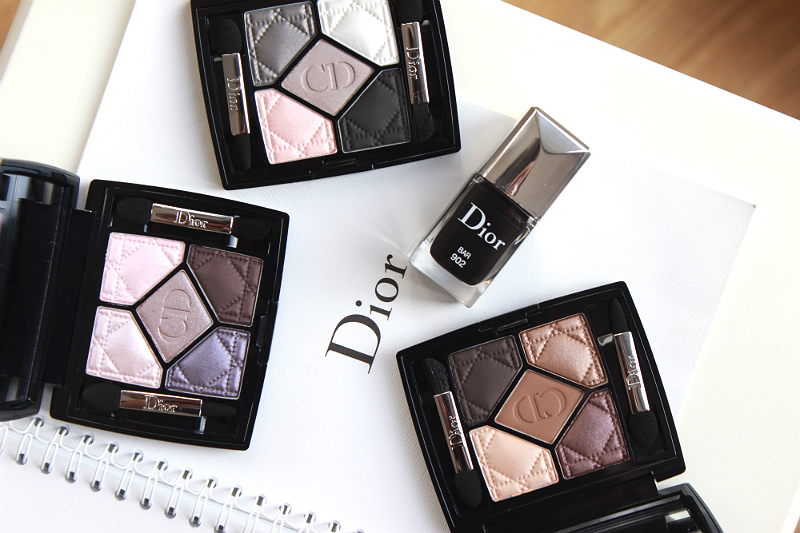Dior Autumn Fall 2014 5 Couleurs
