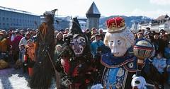 Zajímavé festivaly ve Švýcarsku