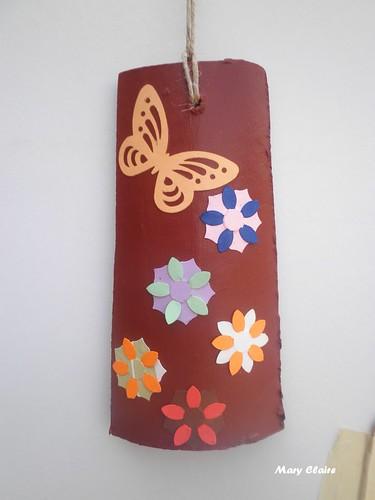 coppi decorati con fustellate