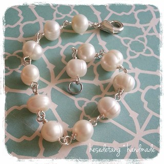 Custom Order - Freshwater Potato Pearls