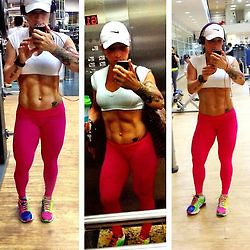 Daily Female Fitness Motivation