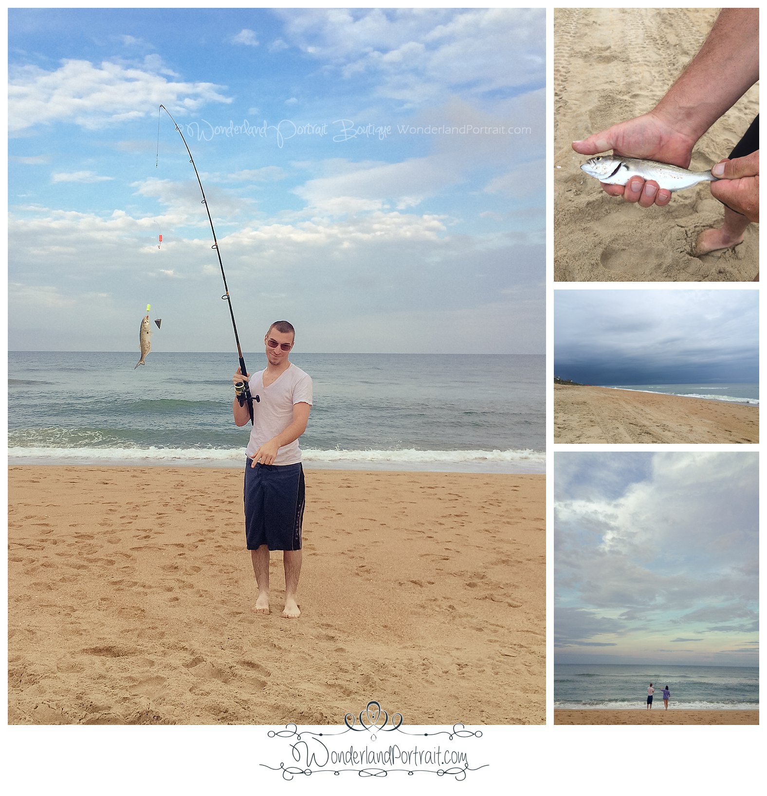 OBX Photographer Fishing Vacation