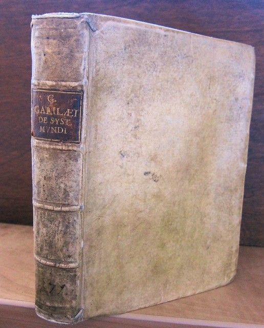Galileo 1635 binding
