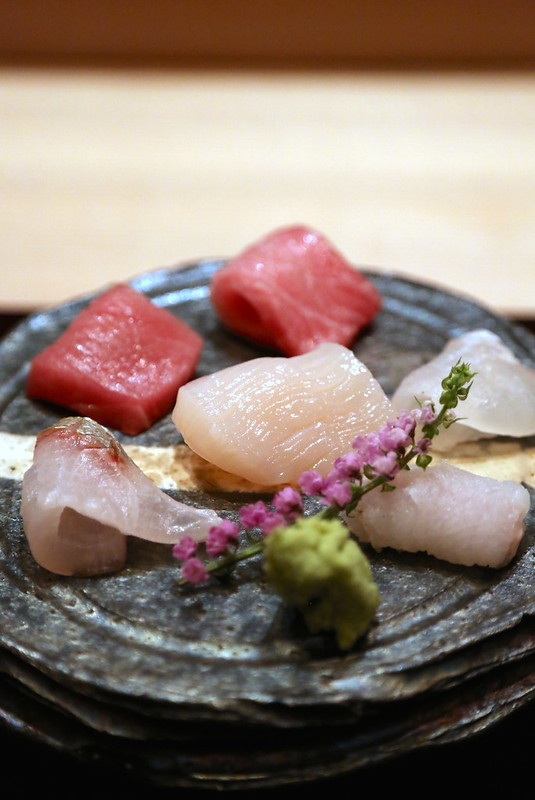 Seasonal Sashimi
