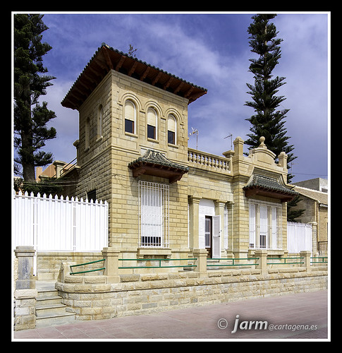 Casa del Inglés. Víctor Beltrí. 1926