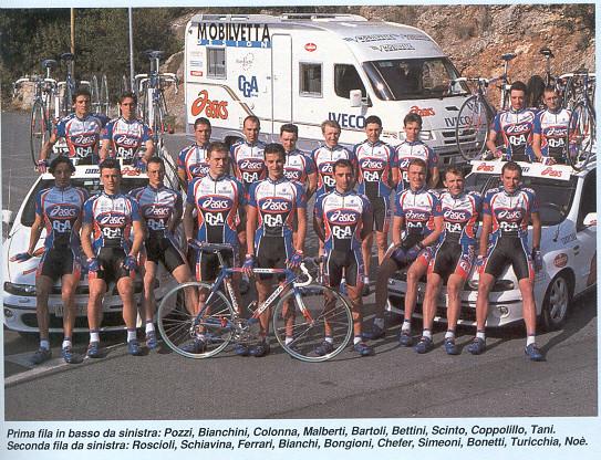 Asics - CGA 1998