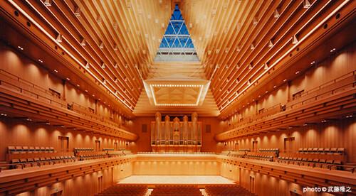 オペラシティ コンサートホール