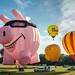 Plano Balloon Festival - 2014 by kinchloe