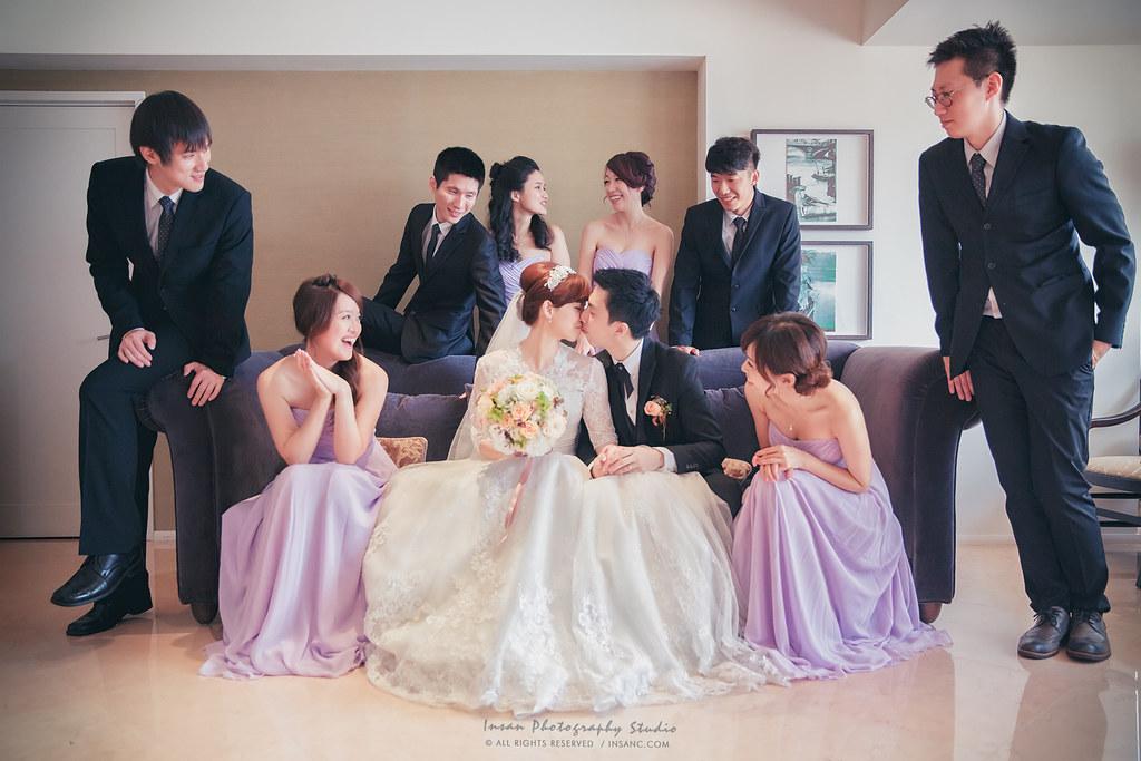 [婚禮記錄] Stan+Sharon // 婚禮 @ {台北君悅.台北彭園}