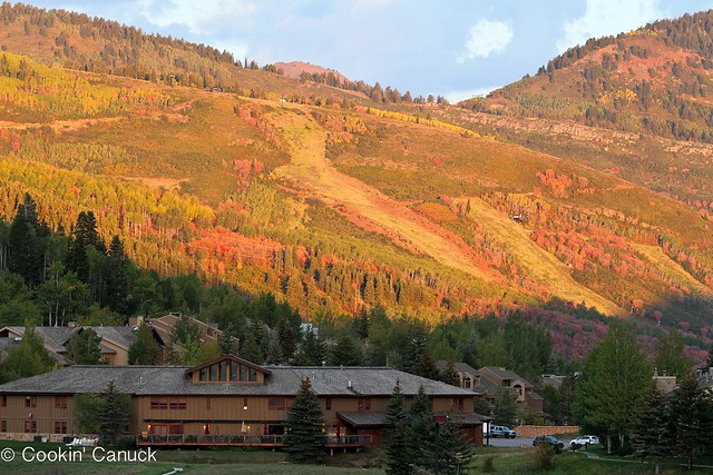 Romantic Getaway at Deer Valley Resort...Fantastic accommodations & amazing food! | cookincanuck.com #travel