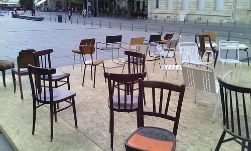 Sitzgruppen in BNordeaux
