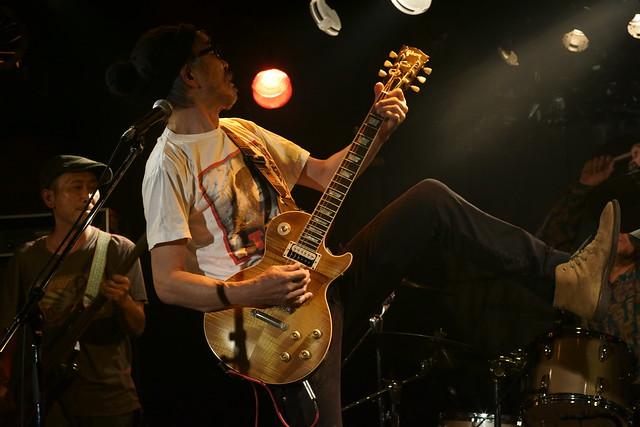 ファズの魔法使い live at Outbreak, Tokyo, 26 Sep 2014. 210