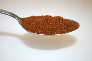 04 - Zutat Paprika scharf / Ingredient hot paprika