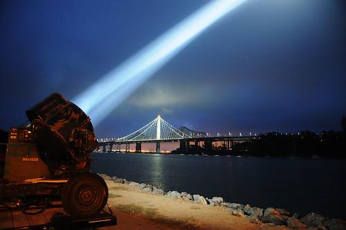 Spotlight bridge