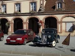 80 Jahre Citroen Traction Avant 2014 La Ferte-Vidame 665
