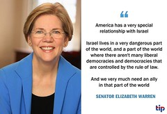 Sen. Elizabeth Warren on America\'s Special Relationship With Israel