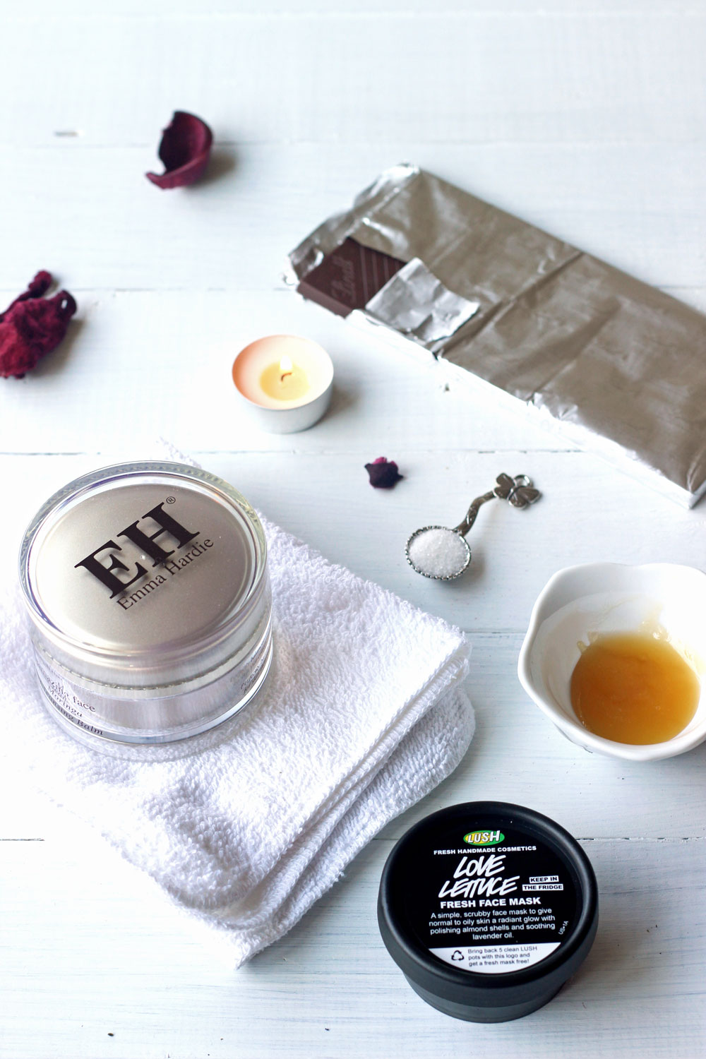 DIY Pamper Facial