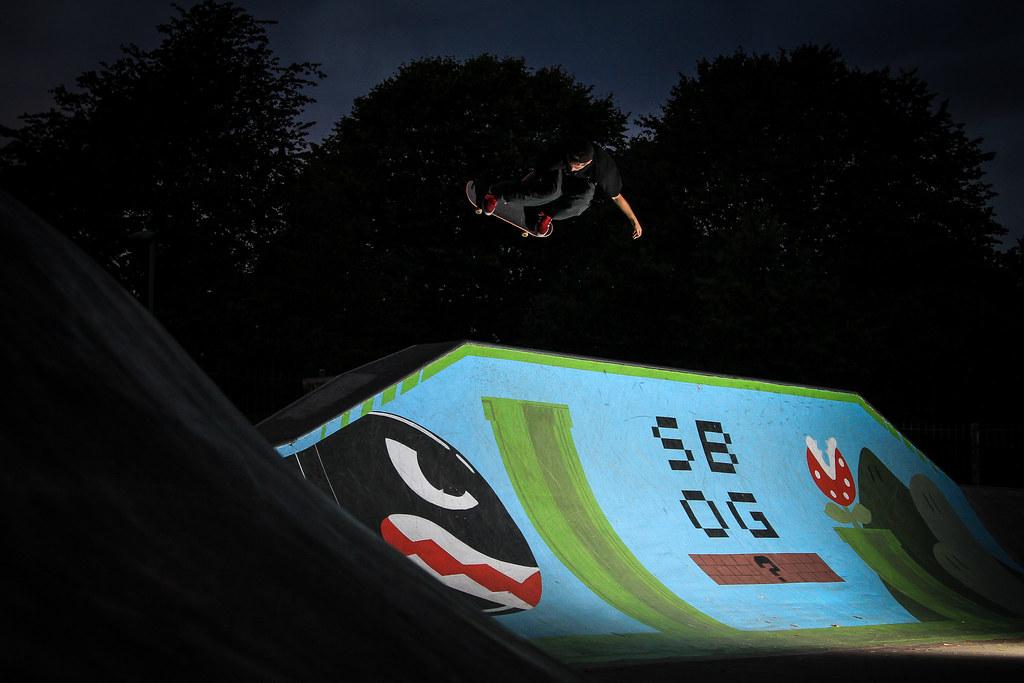 ross matthew vert wall perth skatepark