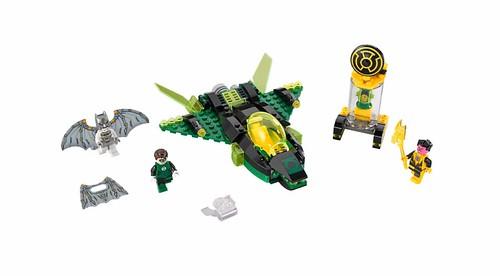 LEGO DC Super Heroes 76025