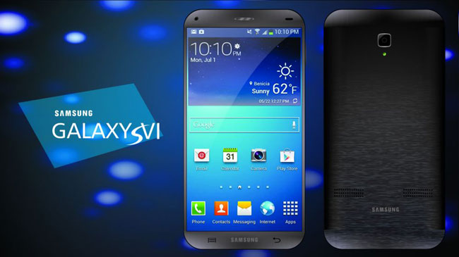 Samsung Galaxy S6 присматривает дату выхода в 2015 году