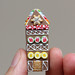 Miniature Gingerbread Houses - Christmas 2014 by PetitPlat - Stephanie Kilgast