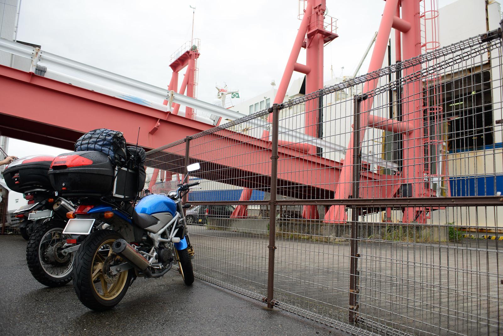 LCCで福岡・バイクで阿蘇へ ~九州ツーリング1日目~