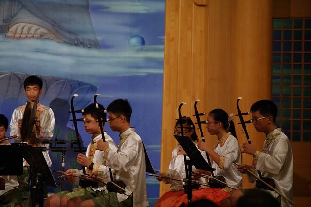 20140928,東中參加慈濟921十五年感恩音樂會 - 023