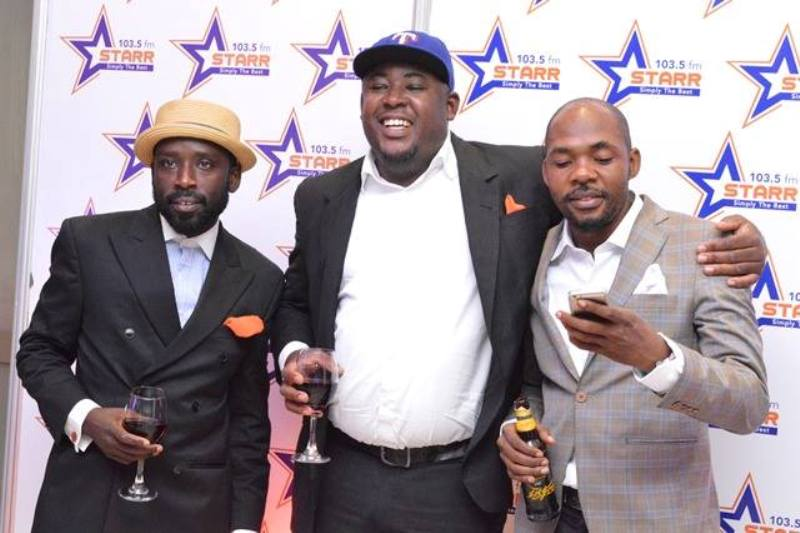 Starr FM's Starr-Studded Corporate Launch