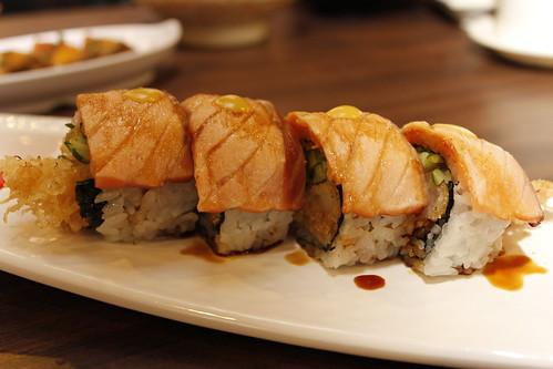 小情侶慶生聚餐的便宜美食餐廳-高雄松江庭日本料理專賣店 (4)