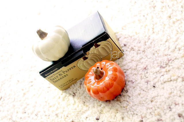 Decorating For Fall, 2014 Haul