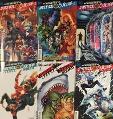 Justice League vs. Suicide Squad Collection!