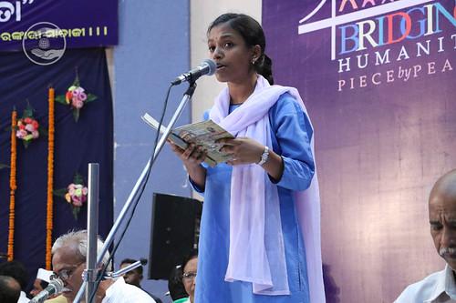 Himanshu Sutar expresses her views