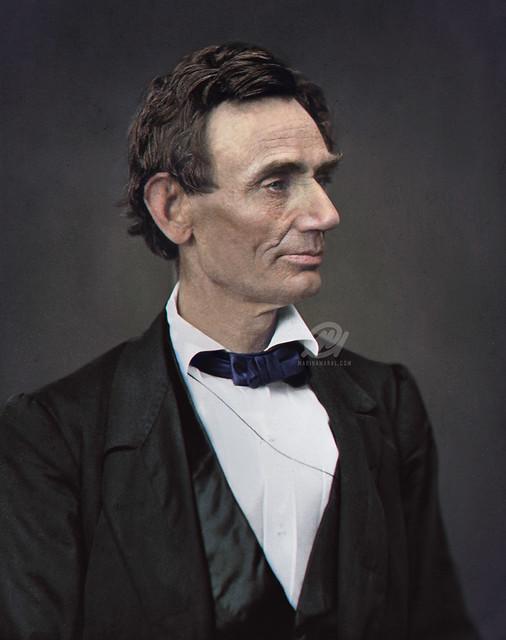 Lincoln, June 3, 1860