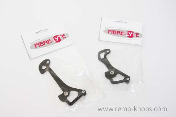 Fibre Lyte Gear Mech Plate Shimano, Sram, Campagnolo 6076