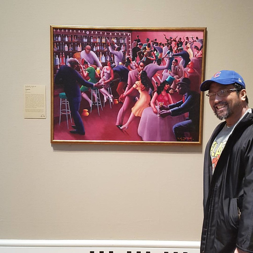 archibald motley jr nightlife Chicago artist archibald motley's work represents the vibrancy of african american culture he became one of the first black artists to attend the school.