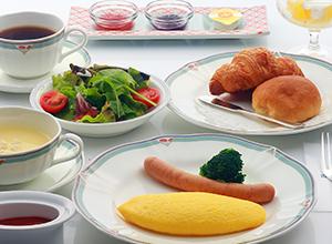 20洋食朝食