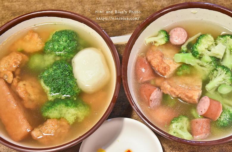 大里美食小吃樂喜屋關東煮拉麵15