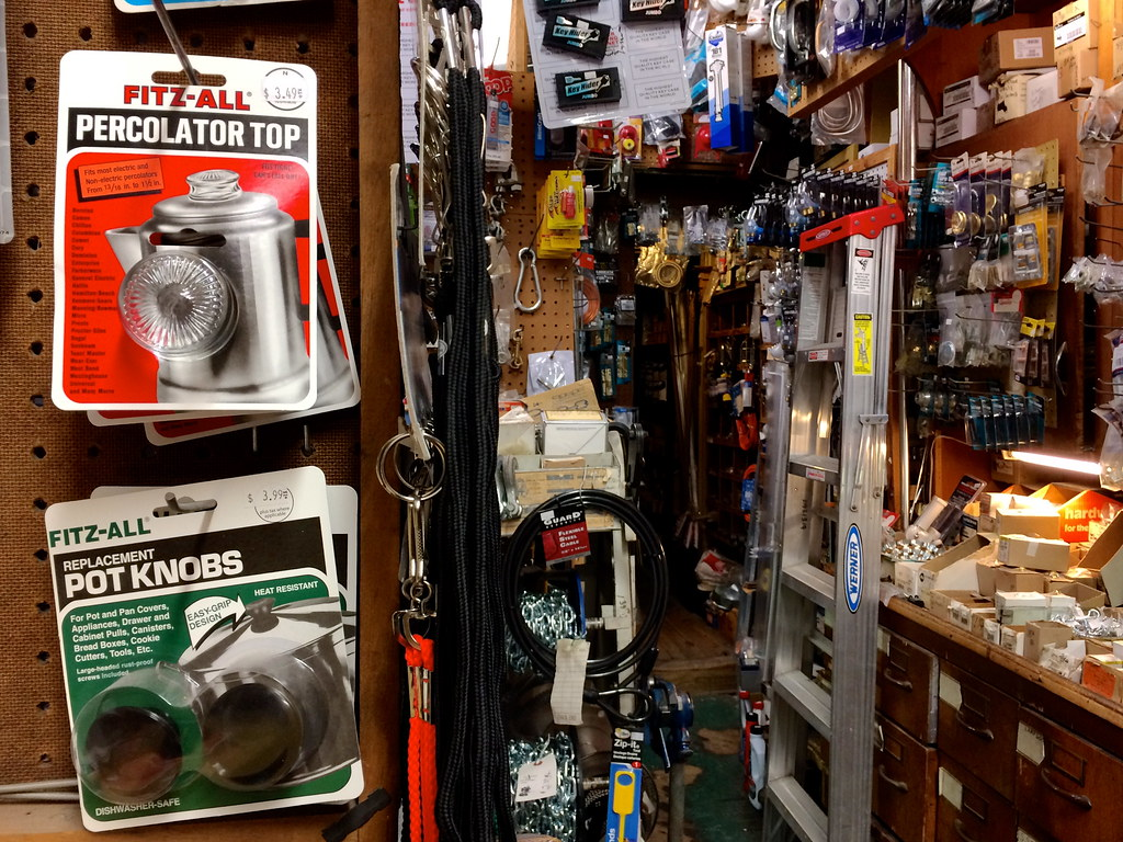Ritner Hardware Store South Philly Philadelphia PA - Retro Roadmap