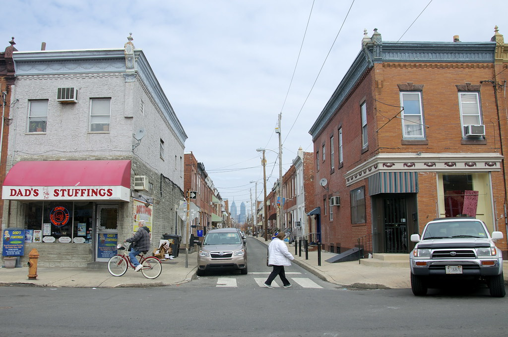 Ritner Street South Philly - Philadelphia Retro Roadmap