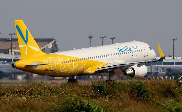 Vanilla Air A320-214 JA11VA