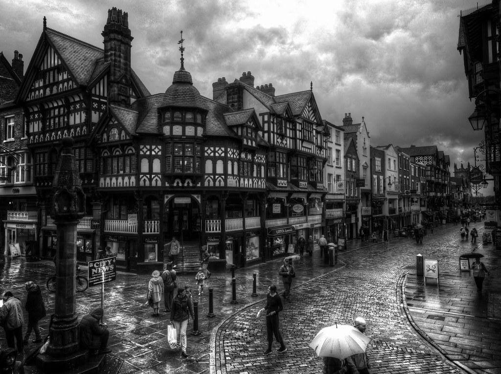 Wet Chester