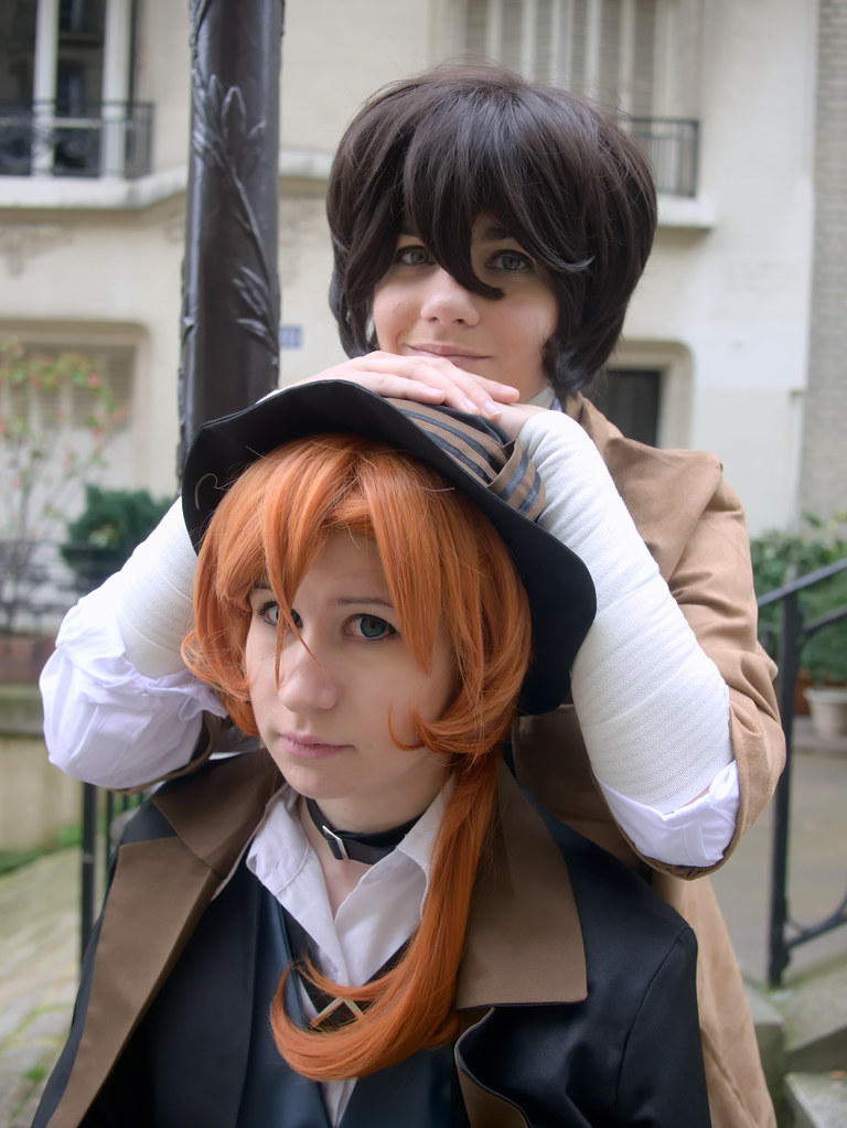 related image - Shooting Bungou Stray Dogs - Paris -2017-03-20- P2020893