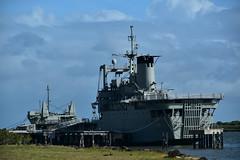 Decommissioned HMAS Tobruk