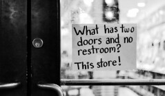 Store Without Restrooms