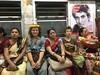 India 2017 pwb photo 1 : meike and rowan on the kolkata metro
