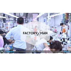 Factory Man: a mini doc about Johnny, the factory, and local garment manufacturing. Share if inspired.